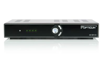 Opticum HD+ / CI+ Receiver